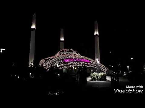 Мечеть имени Аймани Кадыровой. Грозный