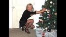 Decorating Christmas Tree Crossdressed