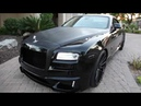 BM™♕ Rolls Royce Black Bison