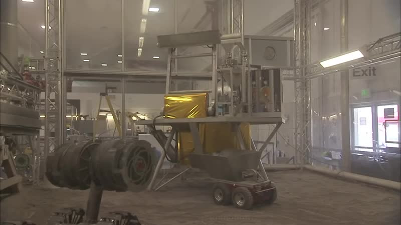 DUST TO THRUST -- MARCO POLO-Mars Pathfinder, RASSOR Tested
