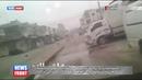 Военная дивизия «Тайгер форсиз» выпустила материал из цитадели боевиков ИГИЛ* в провинции Идлиб