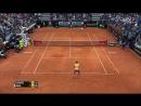 2016 Rome Masters QF Nadal vs. Djokovic