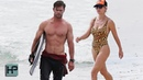 Chris Hemsworth and Elsa Pataky HOTTEST COUPLE EVER