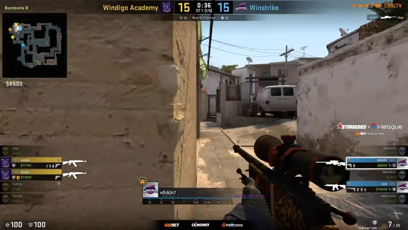 N0rb3r7 AWP 3K vs Windigo Academy