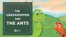 Learn English Listening English Stories 1 The grasshoper and the ants
