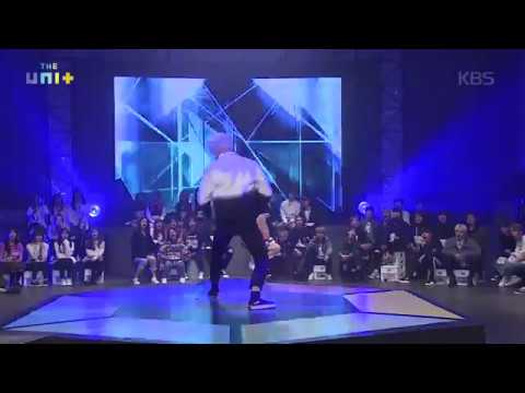 [171204 The Unit] MVP Rayoon (라윤) - Position Battle Dance