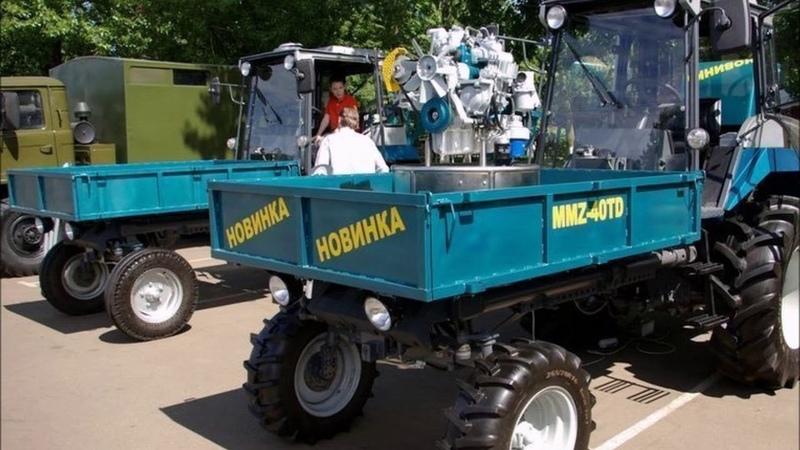 Советский трактор Т 16 второе рождение