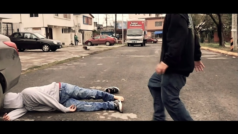 OJO POR OJO - UNDER SIDE 821 ft. EXTREMO (video oficial)