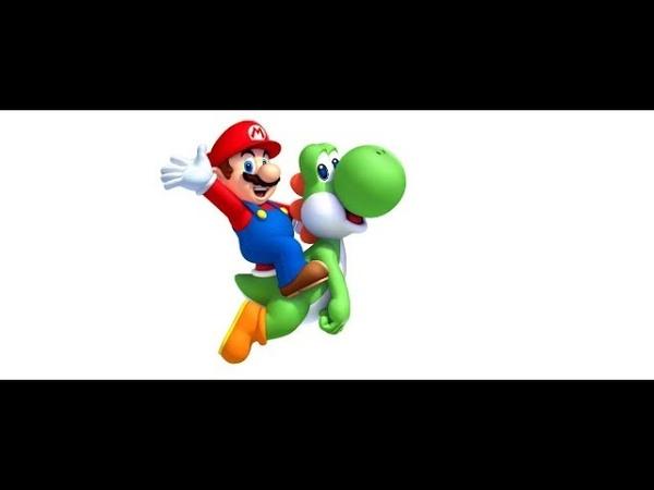 New Super Mario Bros U Deluxe Nintendo начала рекламировать первый заметный Switch релиз 2019 год
