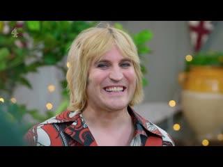 The Great Celebrity Bake Off 2019, Episode 1