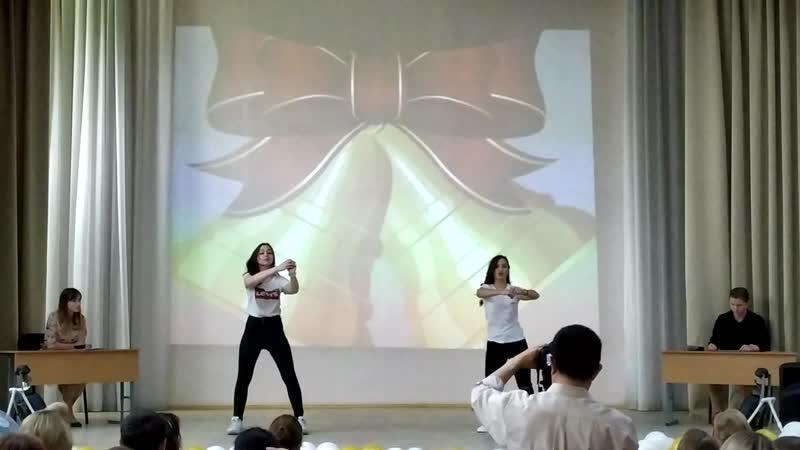 танец девочек, Аня Полина (4)