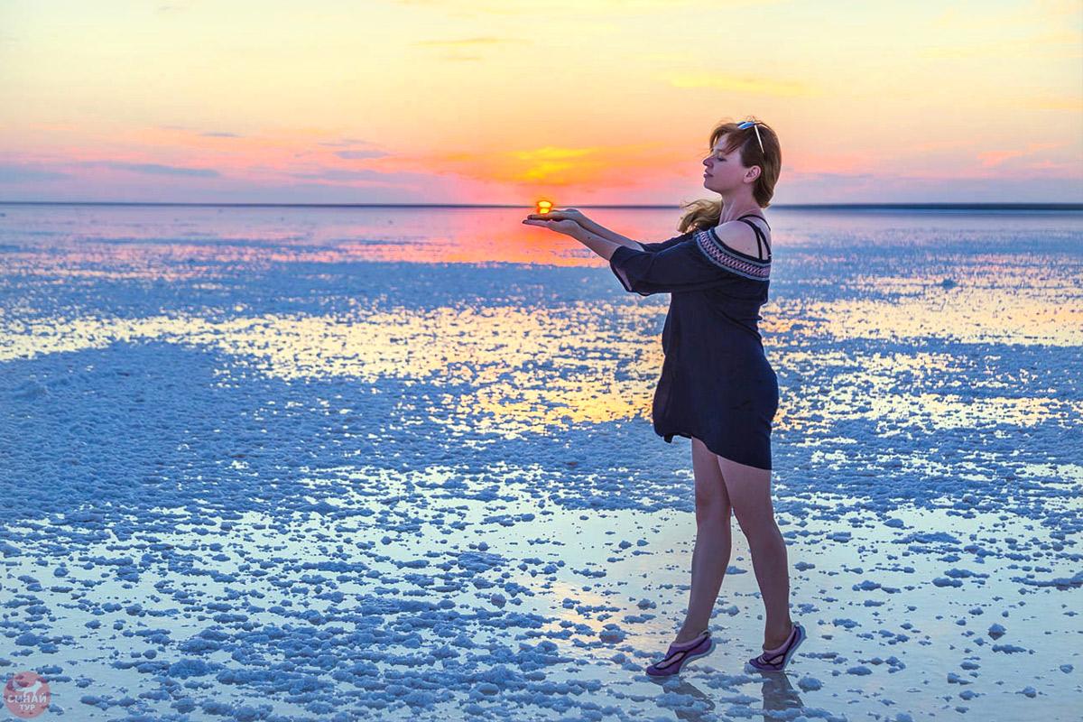 Афиша Эльтон 1 июня - поездка на солёное озеро