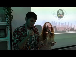 ДРВ 2019 - Алина и Леша, Самба одной ноты