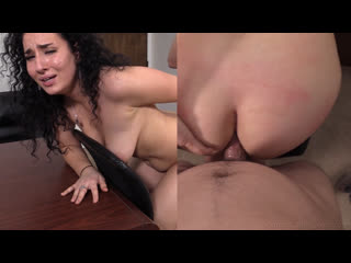 Hollie - first time anal, casting anal porno