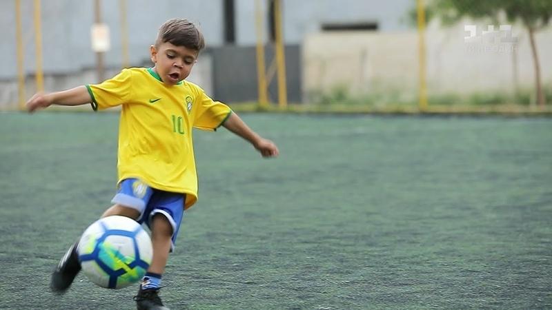 Самая молодая звезда футбола и спасение Адриано. Бразилия. Мир наизнанку 10 сезон 24 выпуск