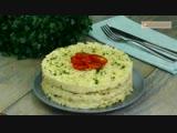Торт из капусты