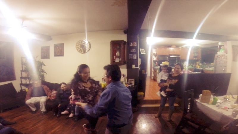 Перу 🇵🇪 танцуем на ДР в Куско Dancing Happy Birthday in Cusco Peru