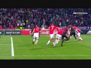 Olivier Giroud. Arsenal FC.17/18