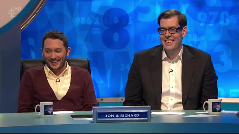 8 out of 10 Cats does Countdown S08E04 (05.02.2016)