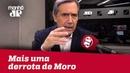 Se Coaf não ficar no Ministério da Justiça será mais uma derrota de Moro MarcoAntonioVilla