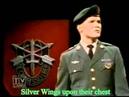 Sgt Berry Saddler Ballad of the Green Beret