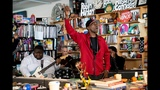 Rakim NPR Music Tiny Desk Concert