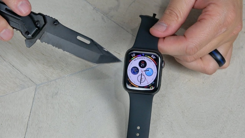 Whats inside Series 4 Apple Watch