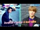 NCT DREAM NeonPunch! KBS World Idol Show K-RUSH3 2018.09.21
