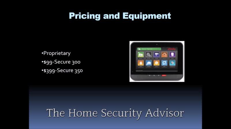 Comcast Xfinity Home Security Reviews
