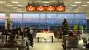 Christmas dinner at Václav Havel Airport Prague/Štědrovečerní večeře na Letišti Václava Havla Praha