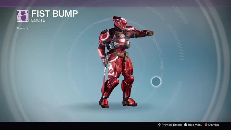 Destiny_20190604 TITAN V41. FIST BUMP .