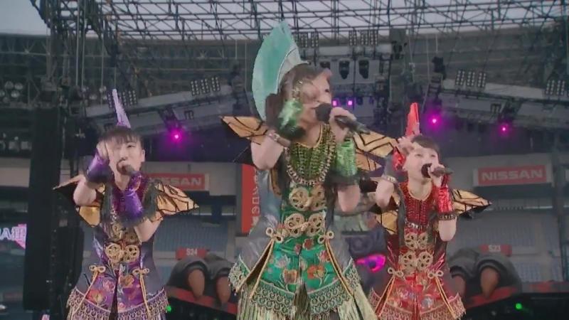 Momoiro Clover Z - DNA Kyoushikyoku (Tohjinsai 2016 Onigashima Day 2)