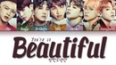 BTS (방탄소년단) - YOU'RE SO BEAUTIFUL (Color Coded Lyrics Eng/Rom/Han/가사)