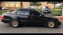 4AGE Blacktop Swapped 1995 Toyota Corolla - One Take