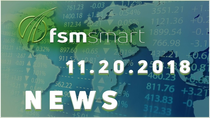 FSM smart news 20.11.2018 FSMsmart (ФСМсмарт новости 20.11.2018)