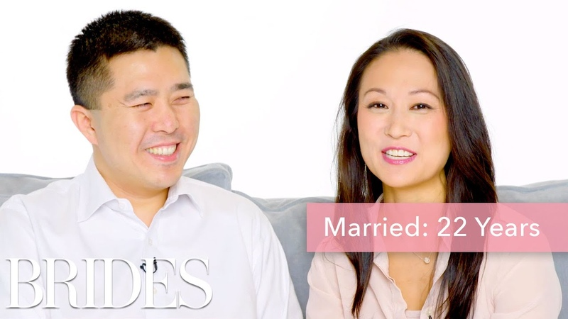 Couples Married for 0-65 Years Answer Why Did You Want to Get Married | Brides