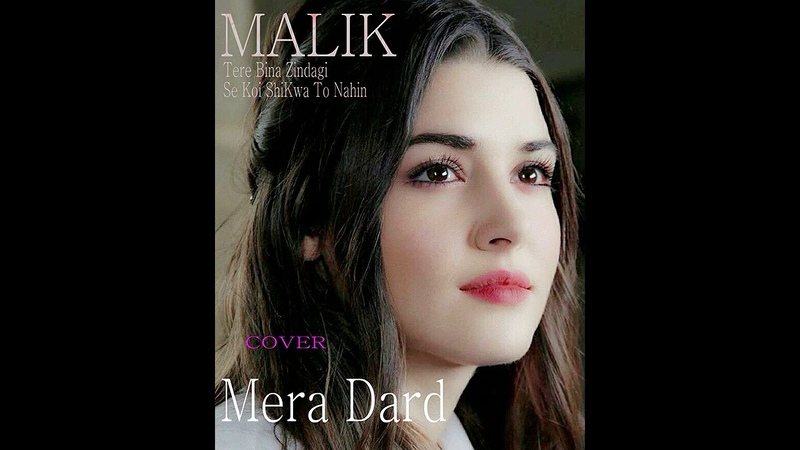 Tere Bina Zindagi Se Koi Shikwa To Nahin Sad Cover By Malik