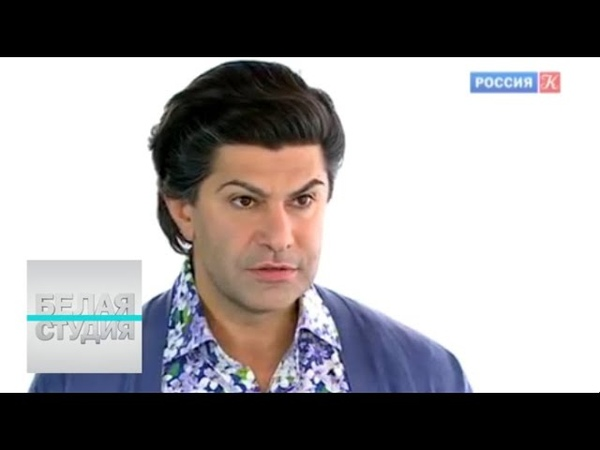 Николай Цискаридзе / Белая студия / Телеканал Культура