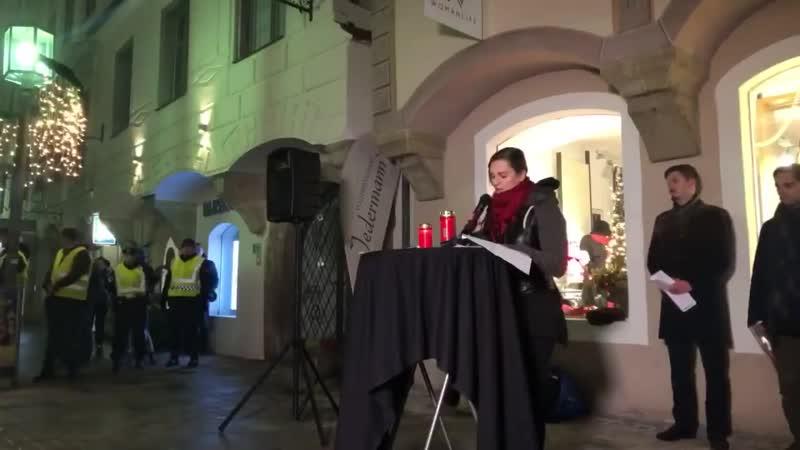 Gedenken für Michelle F. in Steyr ( Bitte Teilen Teilen Teilen)
