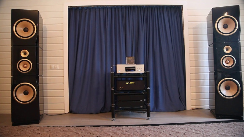 Triumph (speaker, DAC, amp)