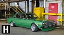 V8 Swapped 70s Cressida With a Madman Behind the Wheel