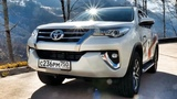 TOYOTA FORTUNER и News Star Camp 2018
