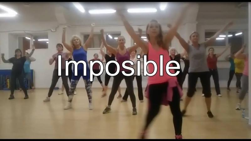 Luis Fonsi Ozuna - Imposible /dance-cardio/ от Kuklina-Kapuchiny FIT