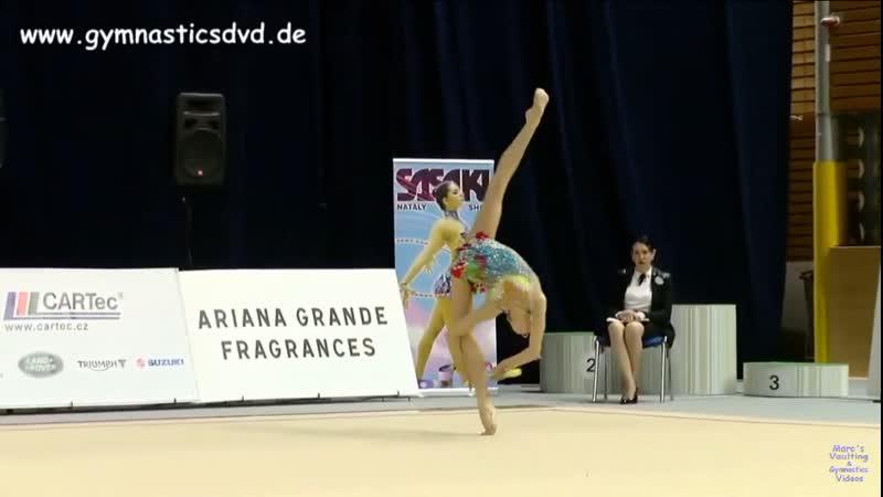 Дарья Трубникова - булавы (многоборье) | Этап Гран-при: Брно [2019]