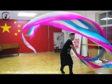 Танец с длинной лентой (长绸舞), Шэньянский университет