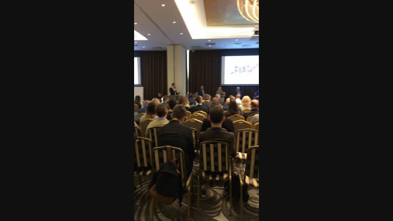 Открытие форума «Самарская платформа развития бизнеса»
