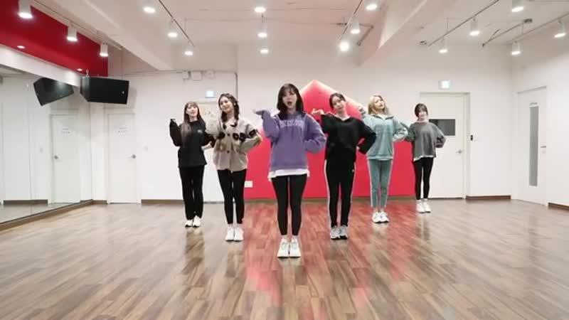 여자친구 GFRIEND - 해야 (Sunrise) Dance Practice ver