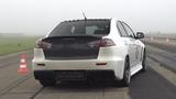 #Mitsubishi #Lancer #Evolution X #HPT Stage 2 w POPS &amp BANGS EXHAUST!
