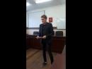 Павел Савин-чтецы,первый отборочный раунд