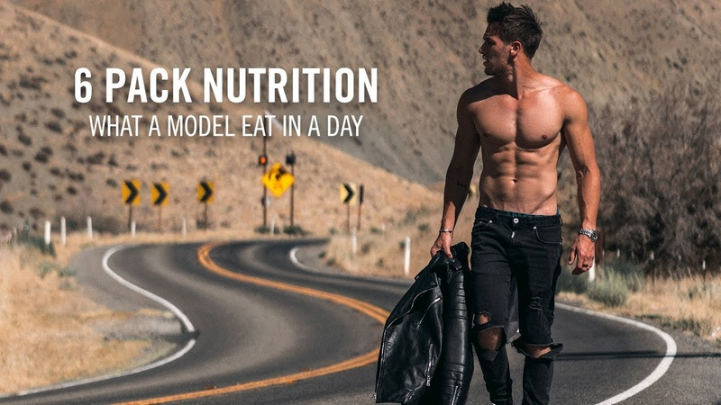 6 PACK NUTRITION What I eat in a day Marc Fitt